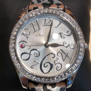 Betsey Johnson Water resistant watch